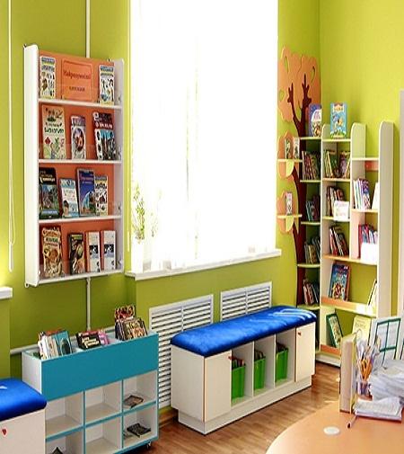 Меблі для Бібліотек
