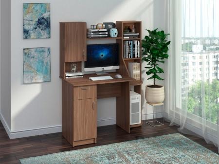 Стіл комп'ютерний «Імпульс» • ДСП • 112,5х60х145 • Пехотін