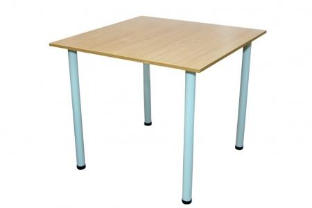 Стіл для їдалень квадратний 4-місний_1