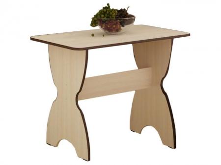 Стіл кухонний «Комфорт» простий • ДСП • 100х60х75 • Пехотін