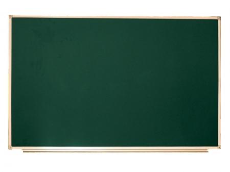 Дошки аудиторні на основі сталевого емальованого листа (1200х1000мм, для крейди, одинарна)
