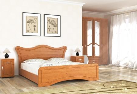 Спальня Ангеліна Пехотін МДФ (Шафа Ш-4 + Дзеркало)1