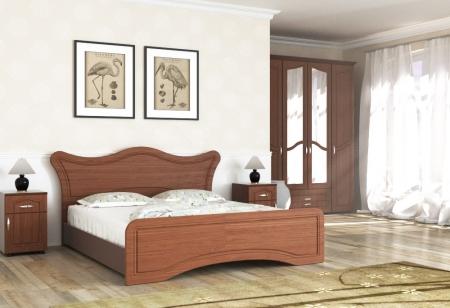 Спальня Ангеліна Пехотін МДФ (Шафа Ш-4 + Дзеркало)