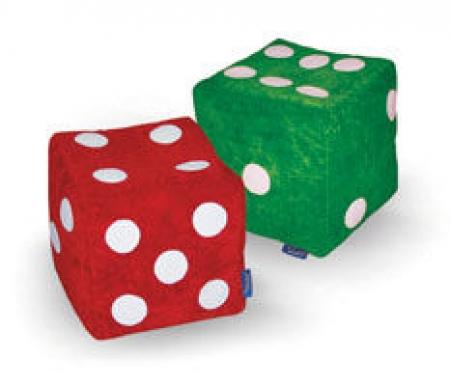 Пуфик Гральний кубик